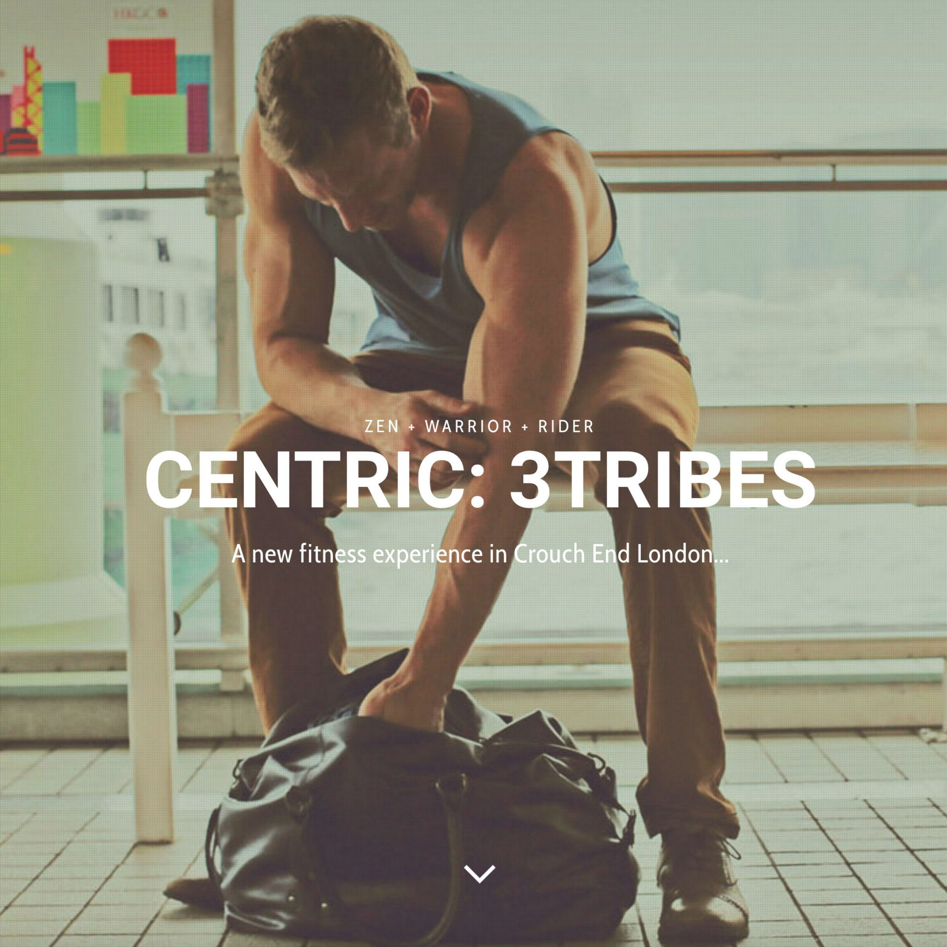 centric3tribes web design