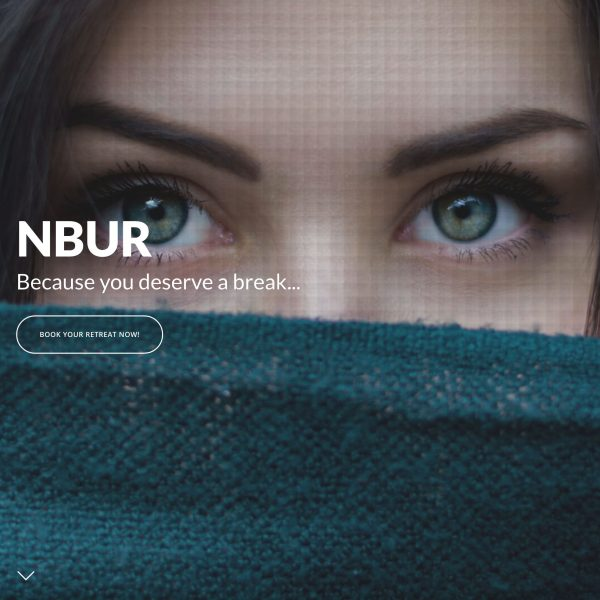 Natural Beauty Web Design