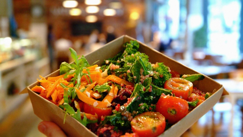 Natural Kitchen London takeaway