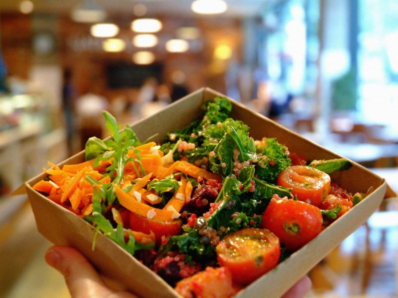 Natural Kitchen London takeaway