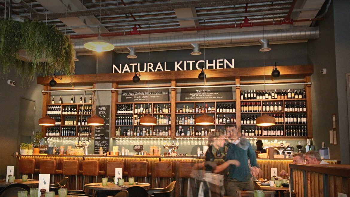 Natural Kitchen Restaurant London